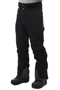 Штаны сноубордические QUIKSILVER Orbitor Black