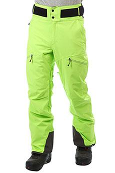 Штаны сноубордические QUIKSILVER Orbitor Lime Green