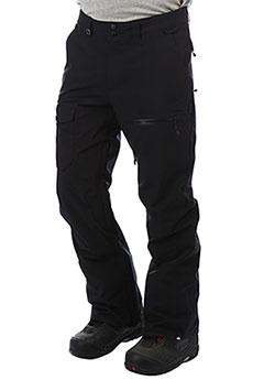 Штаны сноубордические QUIKSILVER Utility Black