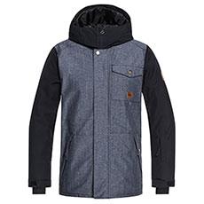 Куртка утепленная QUIKSILVER Ridge Dress Blues