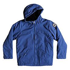 Куртка детская QUIKSILVER Wannayouth Bijou Blue