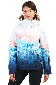 Куртка женская Roxy Jet Ski Se Bright White_snowyva