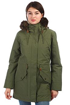 Парка женская Roxy Amy 3n1 Four Leaf Clover