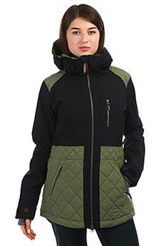 Куртка утепленная женская Roxy Journey Four Leaf Clover