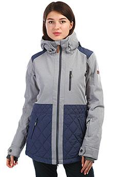 Куртка утепленная женская Roxy Journey Crown Blue