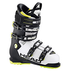 Ботинки высокие Head Advant Edge Anthracite/Black/Green
