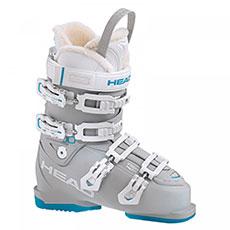 Лыжные ботинки Head Dream Grey/Blue