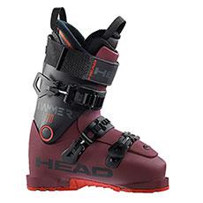 Лыжные ботинки Head Hammer Red/Black