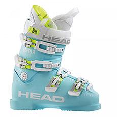 Лыжные ботинки женские Head Raptor Turquoise/White