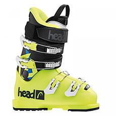 Ботинки для сноуборда детские Head Raptor Caddy 60 Jr Yellow/Black
