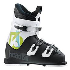 Ботинки для сноуборда детские Head Raptor Caddy Jr Black/White