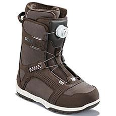 Ботинки для сноуборда Head Scout Pro Boa Brown