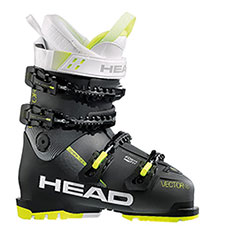 Ботинки для сноуборда женские Head Vector Evo W Anthracite/Black/Yellow
