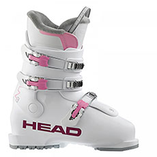 Лыжные ботинки женские Head Z3 White