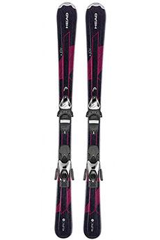 Горные лыжи Head Full Joy Slr 2 Bk/Or