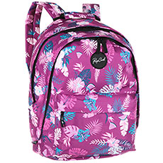 Рюкзак городской Rip Curl Double Dome Flora Purple