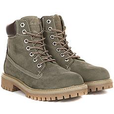 Ботинки женские Tom Tailor Shoes Collection 5899601 Хаки