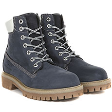 Ботинки женские Tom Tailor Shoes Collection 5899601 Синие