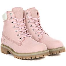 Ботинки женские Tom Tailor Shoes Collection 5899601 Розовые