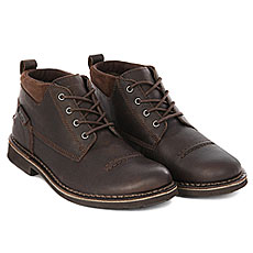 Ботинки высокие Clarks Lawes Top Brown Wlined