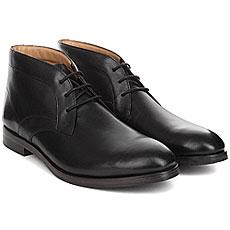 Ботинки высокие Clarks Corfield Mid Black