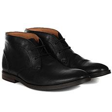 Ботинки Clarks Glide Chukka Черные