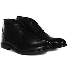 Ботинки Clarks Banbury Mid Черные