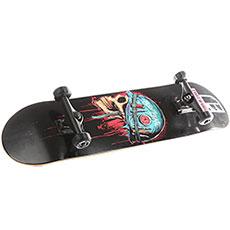 Скейтборд в сборе Footwork Born To Skate Multicolor