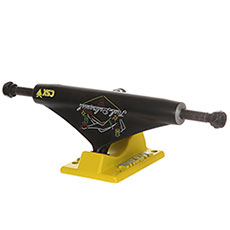 Подвески для скейтборда 2шт. Theeve Csx V3 Palmquist Neon Lights Black/Yellow