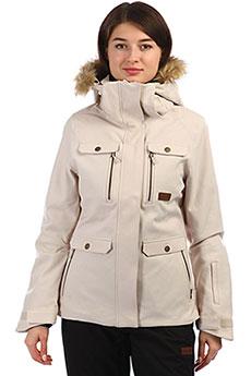Куртка утепленная женская Rip Curl Chic Fancy Crystal Gray