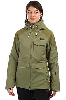 Куртка утепленная женская Rip Curl Harmony Loden Green