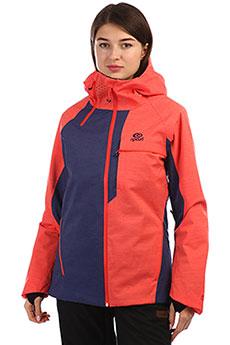 Куртка утепленная женская Rip Curl W Pro Gum Hot Coral