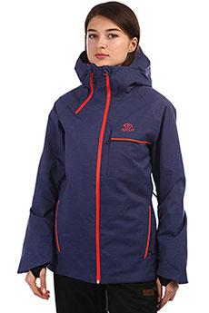 Куртка утепленная женская Rip Curl W Pro Gum Patriot Blue