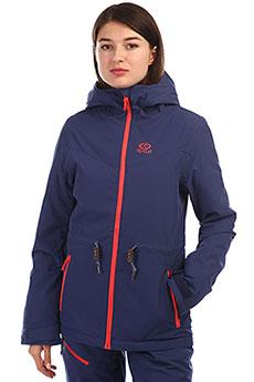 Куртка утепленная женская Rip Curl Betty Plain Patriot Blue