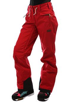 Штаны сноубордические женские Rip Curl Liberty Red Orchid