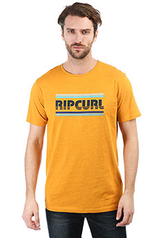 Футболка Rip Curl Essential Bigmama Golden Yellow Marle