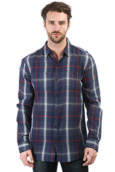 Рубашка в клетку Rip Curl Vintage Mood Indigo