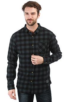 Рубашка в клетку Rip Curl Check It Black