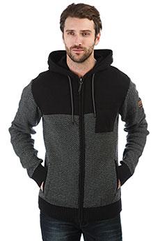Толстовка классическая Rip Curl Split Sweater Black