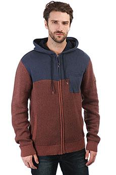 Толстовка классическая Rip Curl Split Sweater Marron