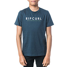 Футболка Rip Curl Logo Differents Midnight Navy