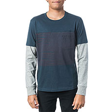 Лонгслив детский Rip Curl Premium Fancy Stripe Midnight Navy
