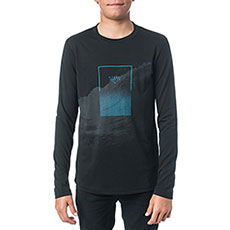 Лонгслив детский Rip Curl Vapor Cool Photo Black