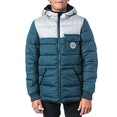 Куртка зимняя Rip Curl Puffer Pocket Midnight Navy