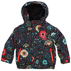 Куртка утепленная Rip Curl Olly Ptd Grom Jet Black