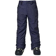 Штаны сноубордические Rip Curl Olly Fancy Patriot Blue