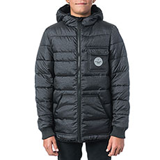 Куртка зимняя Rip Curl Puffer Pocket Dark Marle