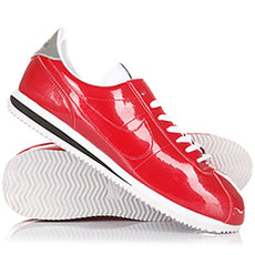 Кроссовки Nike Cortez 72 Premium Patent Gym Red/White