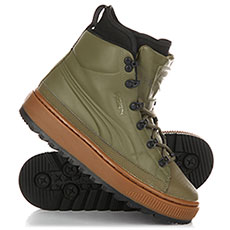 Ботинки женские Puma The Ren Boot Burnt Olive