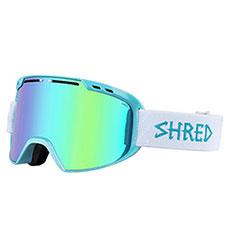 Маска для сноуборда Shred Amazify Hey Pretty Girl Blue/White